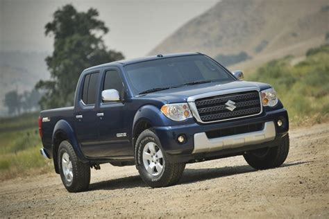 Suzuki Equator Reviews by 2011 Suzuki Equator Price Mpg Review Specs Pictures