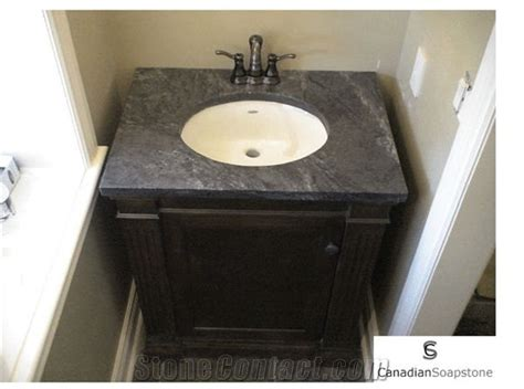 Soapstone Vanity Top by Soapstone Traditional Vanity From Canada Stonecontact
