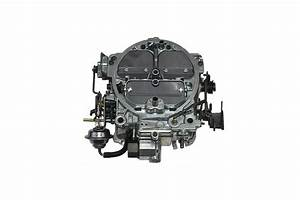 1901r Remanufactured Rochester Quadrajet Carburetor 4mv 66