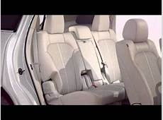 2nd and 3rd Row Seats Lincoln Howto Video YouTube