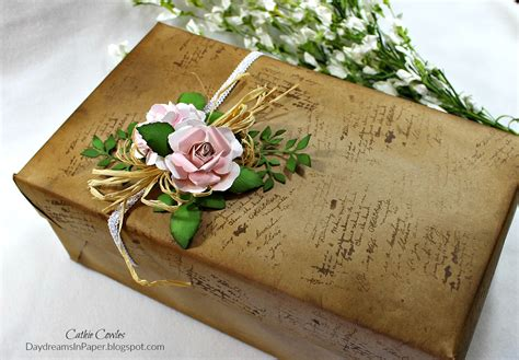 daydreams in paper transforming an old shoe box into a beautiful gift box tammy tutterow designs