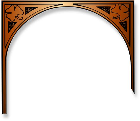 arch entrance clipart clipground
