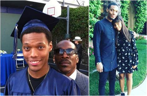 eddie murphy son updated eddie murphy the real king of comedy his wives