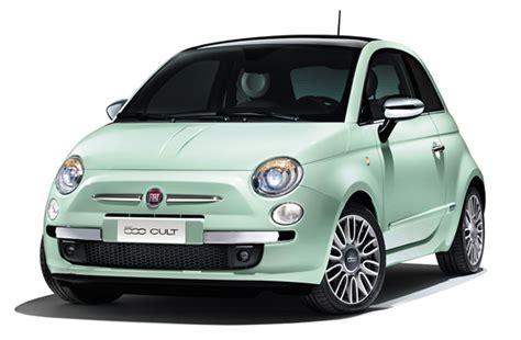 Mint Green Fiat 500, Fiat 500 Cult Wallpapers