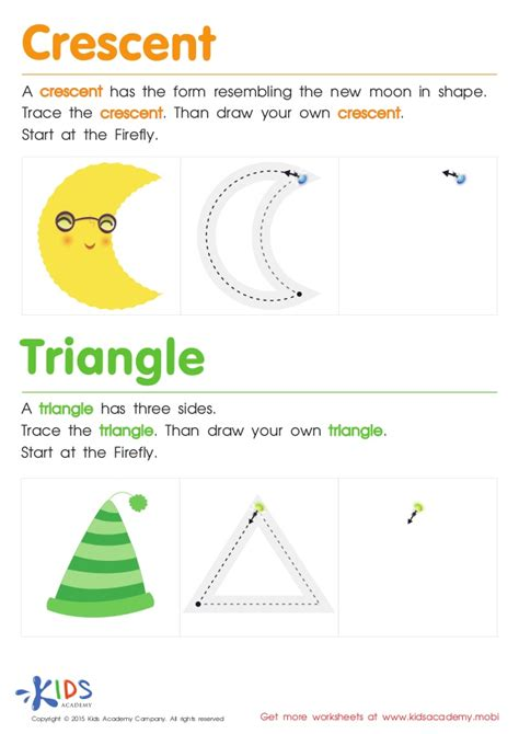 Free Kindergarten Geometric Shapes Worksheets  Shapes Worksheets For Kindergarten Students Kids