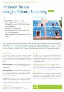 Kredit Für Sanierung : staatsf rderung kfw die dachdecker profis ~ Lizthompson.info Haus und Dekorationen