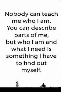 WHO AM I QUOTES image quotes at relatably.com
