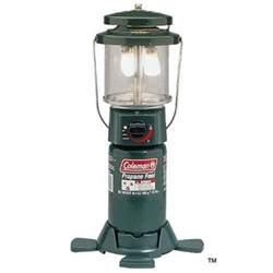 coleman propane lantern ebay