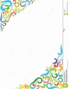 Colorful Corner Background Stock Photos - Image: 5263023