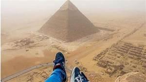 Höhe Von Pyramide Berechnen : gizeh m nchner roofer kletter auf die cheops pyramide netzwelt ~ Themetempest.com Abrechnung