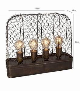 Lampe Type Industriel : lampes poser pour bureau table meuble deco industrielle articul e ~ Melissatoandfro.com Idées de Décoration