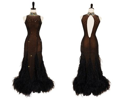 Dancing Under The Stars Smooth Standard Dresses