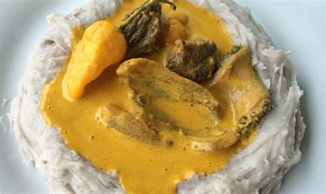 cuisine camerounaise taro sauce jaune plat camerounais incontournables jewanda