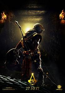 Assassin's Creed Origins - Poster Design by CanserM on ...