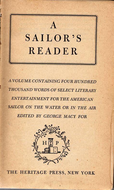 sailors poems
