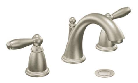 moen faucet handle moen t6620bn brantford two handle low arc bathroom faucet