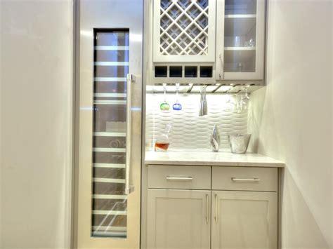 kitchen island with wine rack photo page hgtv