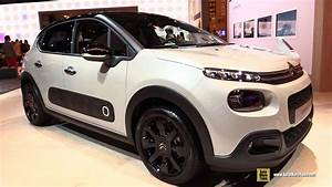 Citroen C3 Diesel : 2017 citroen c3 diesel 100hp exterior and interior walkaround 2016 paris motor show youtube ~ Gottalentnigeria.com Avis de Voitures