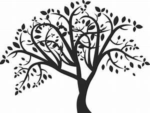 How, To, Draw, A, Tree, Free, Printable, Tree, Stencils, 16, Pics