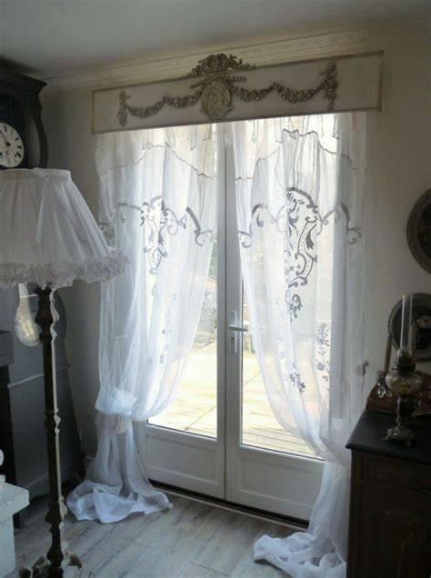 voilage ancien style dentelle 100 shabby chic curtains for those 172 best diy curtains images on crafts diy