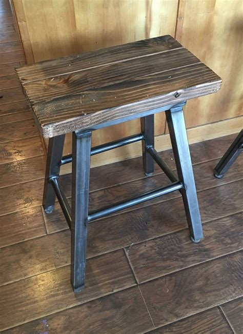 work advertises   finished  stools welding projects diy welding metal projects