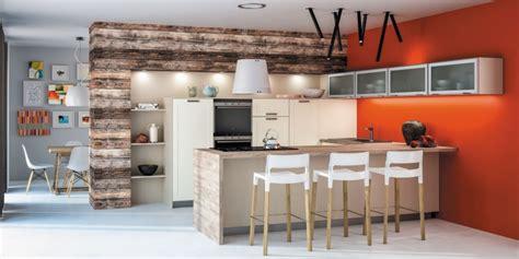 cuisines contemporaines charmant cuisine blanche avec ilot central 5 quelques