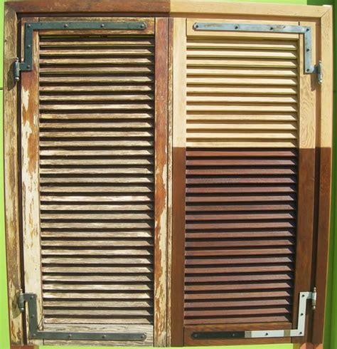 restauro persiane in legno falegnameria freddato s r l restauro conservativo legno