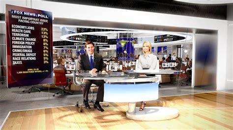 Rupert Murdoch Unveil Fox Newsroom Renovation Plans