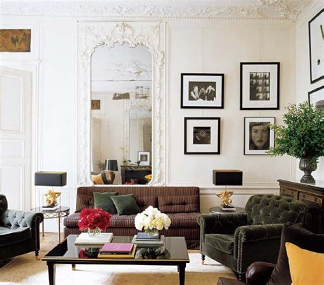 Paris Themed Living Room Decor by Decor Independent Property Group