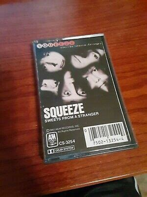 Black coffee in bed lyrics. SQUEEZE - SWEETS from a Stranger - Cassette - w/Black Coffee in Bed | eBay