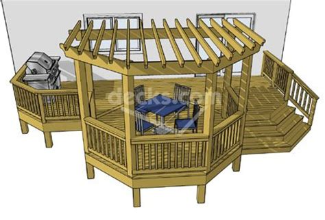 12x12 deck plans free 9 deck plans sizes available for this lovely deck that