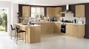 cuisine exciting cuisine bois massif cuisine bois massif With cuisine contemporaine en bois massif