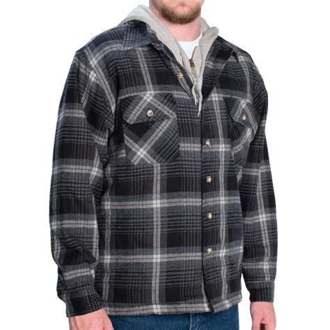 quilted hoodie mens moose creek quilted hoodie sweatshirt for save 53