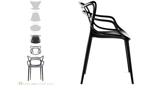 masters stacking chair 2 pack hivemodern
