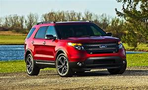 Ford Recalls 81k Explorers Over Suspension Issue