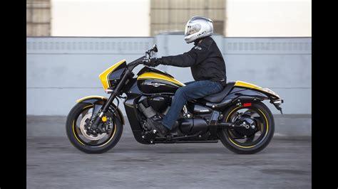 2015 Suzuki Boulevard M109r Boss Motorcycle