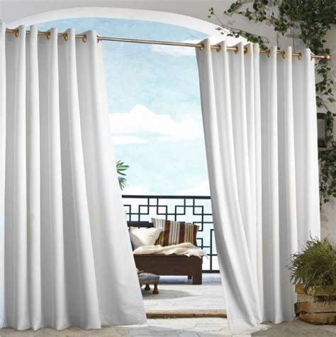 Outdoor Drapes by 51 Best Images About Outdoor Curtain Panels And Drapes On