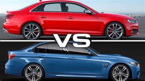 Audi S5 Vs Bmw M3 by Bmw M3 Vs Audi S4 Specs