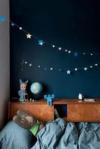 Chambre Bleu Nuit : 9 accessoires pour la chambre de baby boy frenchy fancy ~ Melissatoandfro.com Idées de Décoration