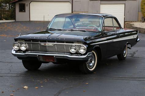 Original 4 Speed 1961 Chevrolet Impala Has Just 34000