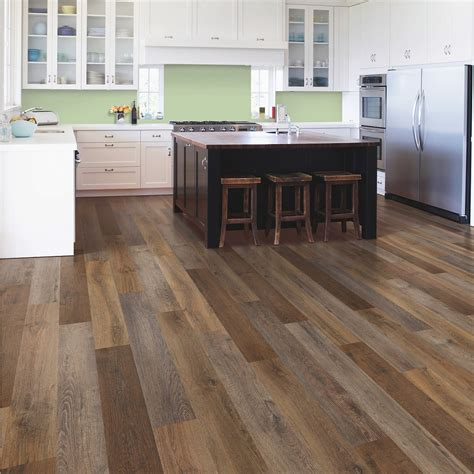 Mohawk Variations Shadow Wood Vinyl Flooring