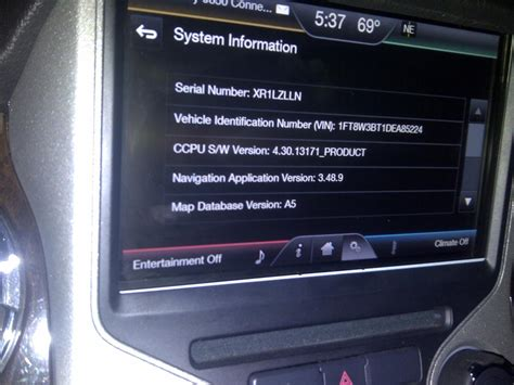 Ford Sync Maps by Ford Sync A5 Map Update Sd Card Ford Truck