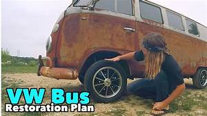 Micbergsma U0026 39 S 1967 Vw Bus Restoration Plans