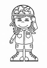 Coloring Soldier Army Pages Cartoon Printable Inspiring Ecolorings Info Px Resolution sketch template