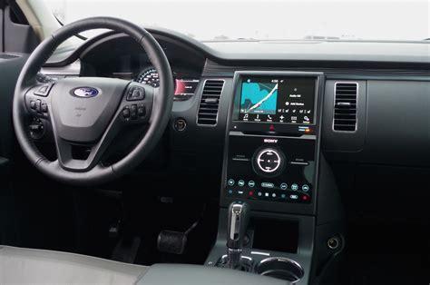 ford flex interior review 2016 ford flex canadian auto review