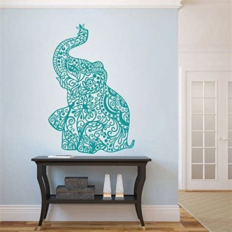 Elephant Wall Decor by 1000 Ideas About Mandala Elephant On Pinterest Mandala