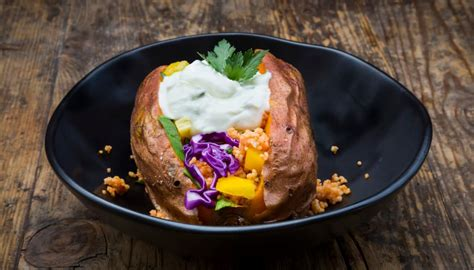 shocking amount  sugar   baked potato newshub