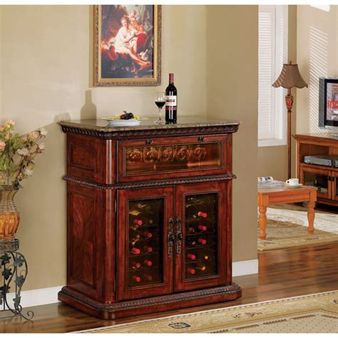 Tresanti Rutherford Wine Cabinet by Product Tresanti Rutherford Wine Bar Cooler Model