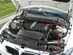Bmw 320d Coupe - Oil Leak