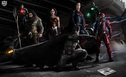 Justice League Superman Lantern Poster Fan Team